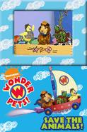 Wonder Pets!Save the Animals!49