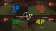 Volcano 4 Players