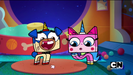 Unikitty Sound Ideas, CARTOON, BOING - THIN METAL PING AND WARBLE 01