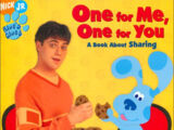 One for Me, One for You: A Book About Sharing/Gallery