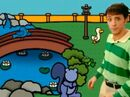 Blue's Clues Hollywoodedge, Bird Duck Quacks Clos PE020501 (14)