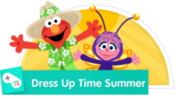 PBS Game DressUpTime Summer Small