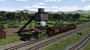 Thomas & Friends Hollywoodedge, Metal Creaks Machine FS015801 (9)