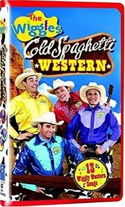 The Wiggles Cold Spaghetti Western VHS Cover