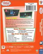 Thomas'HalloweenAdventures2014spineandbackcover
