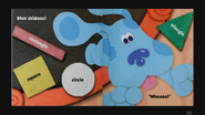 Blue's Felt Friends 9