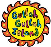 Gullah Gullah Island Logo