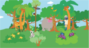 Spot the Animals 8