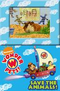 Wonder Pets!Save the Animals!100