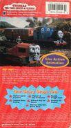JamesLearnsaLesson1995VHSbackcover