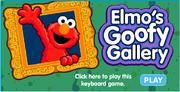 Elmo's Goofy Gallery