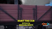 HuntTheCarTitleCard