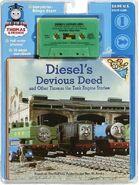Diesel'sDeviousDeedandOtherThomastheTankEngineStoriesbookandcassette