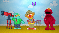 Elmo's World: Scientists