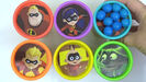 Toys Unlimited Learning Colors with THE INCREDIBLES 2 Movie Characters Play-Doh Lid TOY SCHOOL Sound Ideas, ORCHESTRA BELLS - GLISS, UP, MUSIC, PERCUSSION 8