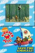 Wonder Pets!Save the Animals!89
