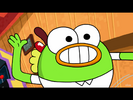 Breadwinners My Fair Frog Cats Two Angry Yowls (6th yowl)