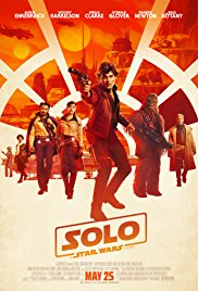 Hans Solo A Star Wars Story Poster