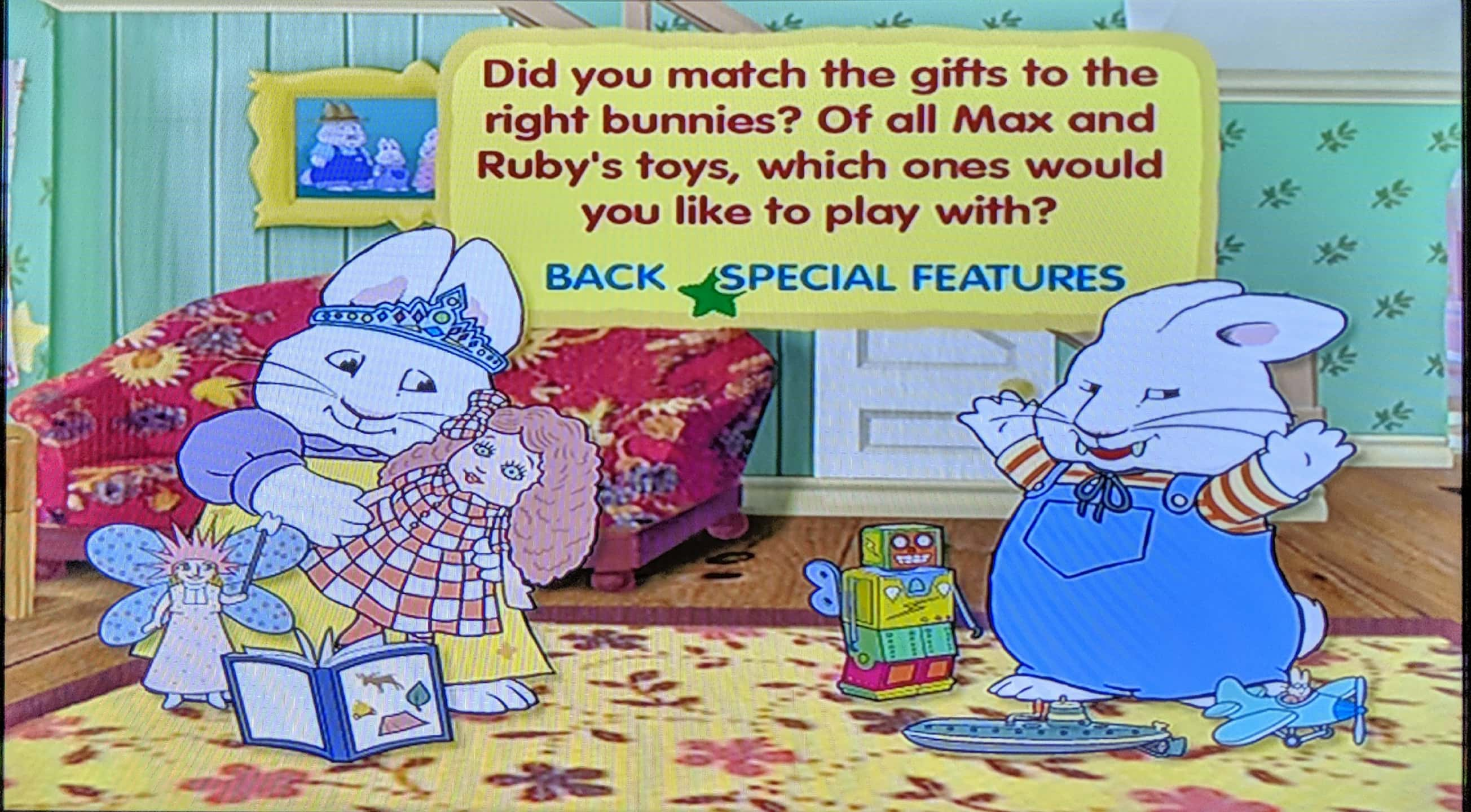 Max And Ruby S Christmas Gallery My Scratchpad Wiki Fandom