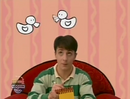 Blue's Clues Hollywoodedge, Bird Duck Quacks Clos PE020501 (2)