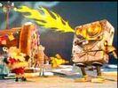 It's a Spongebob Christmas Sound Ideas, FIRE, BALL - SHORT, LARGE BURST OF FLAME 01 2