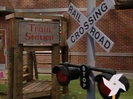 Who's Who on the Choo-Choo Sound Ideas, TRAIN, BELLS - LEVEL CROSSING BELL