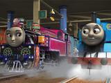 Thomas Makes a Mistake