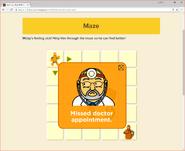 Moby's Maze Medicine 7