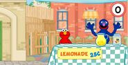 Elmo and Grover's Lemonade Stand 15
