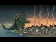 FG Godzilla