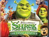 Shrek Forever After 2010 DVD