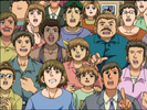 Sonic X Ep 15 Hollywoodedge, Crowd Reaction Shock PE142501