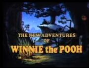 The New Adventures of Winnie the Pooh logo