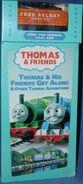 ThomasAndHisFriendsGetAlongVHSWithWoodenFredPelhay