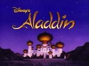 Aladdin TV Series Title