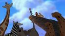 The Lion King II Simba's Pride Elephant Trumpeting PE024801 3
