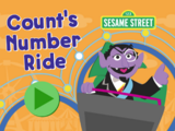 Count's Number Ride