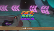 Monsters VS Aliens Mothership