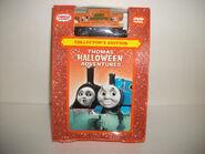 Thomas'HalloweenAdventuresCollector'sEditionDVDwithWoodenRailwayHauntedCaboose