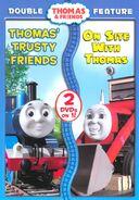 Thomas'TrustyFriendsOnSitewithThomasDoubleFeatureDVD