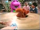 Barney & Friends A Different Kind of Mystery Sound Ideas, ZIP, CARTOON - QUICK WHISTLE ZIP OUT
