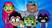 Teen Titans Go to the Movies Trailer Hollywoodedge, Egg Timer Bell DingsL PE193601