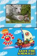Wonder Pets!Save the Animals!32