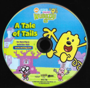 A Tail of Tails DVD CD 2