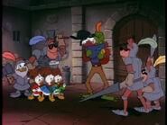 DuckTales Scroogerello Sound Ideas, THUD, CARTOON - DULL THUD, SINGLE, RUN 02