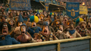 Early Man Trailers Hollywoodedge, Crowd Reaction Shock PE142501