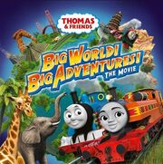 Thomas and Friends Big World Big Adventures Poster