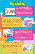 A Tale of Tails DVD - Booklet, Page 3