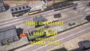 DieselGlowsAwayLatinAmericanSpanishTitleCardAndDirectorCredit
