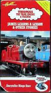 JamesLearnsaLessonandOtherStories1990cover